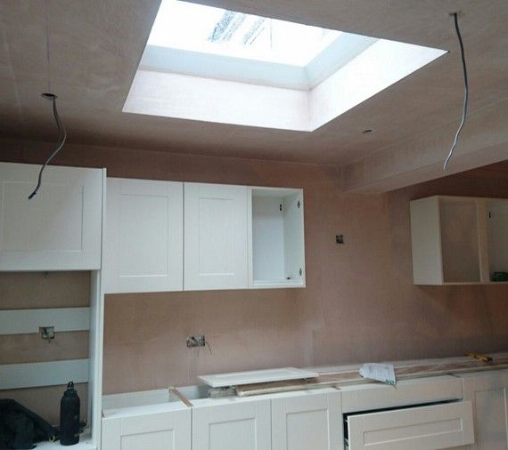 building a home extension